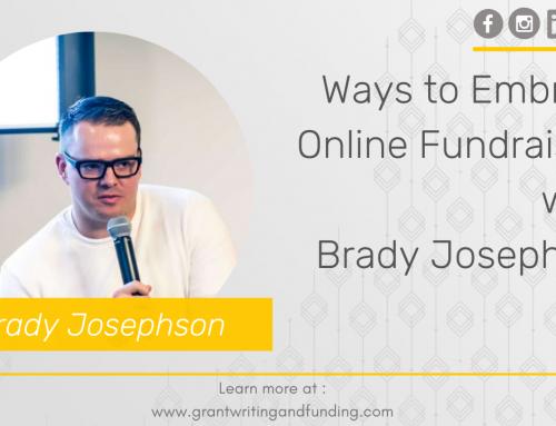 120. Ways to Embrace Online Fundraising with Brady Josephson