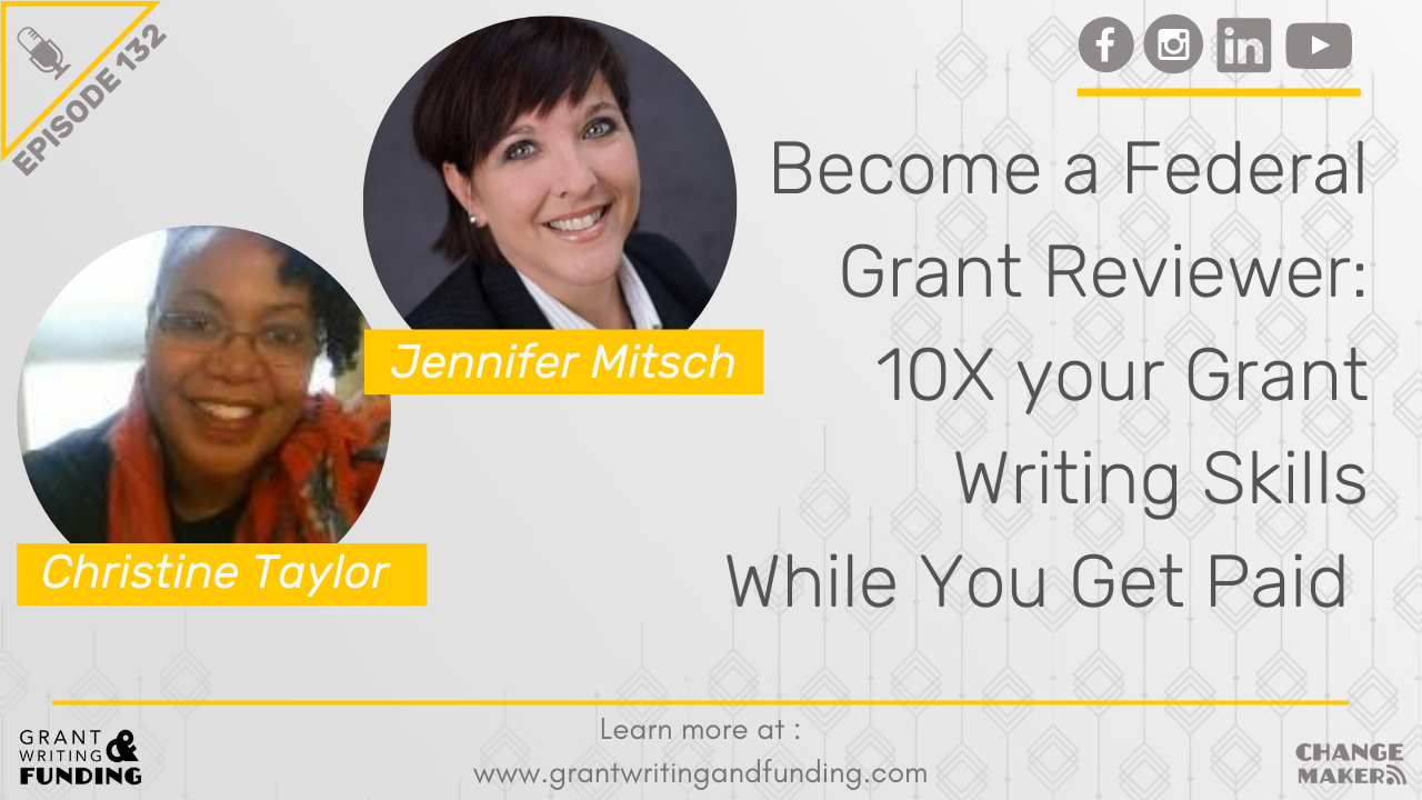 become a federal grant reviewer 10x your grant writing