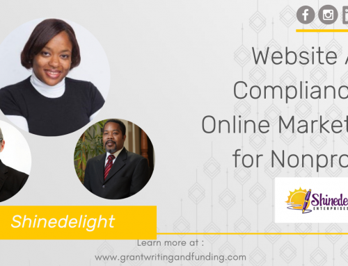 #138: Website ADA Compliance & Online Marketing for Nonprofits
