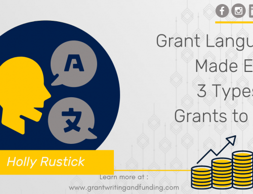 #140: Grant Language Made Easy