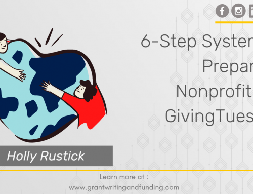 #146: 6-Step System to Prepare a Nonprofit for GivingTuesday