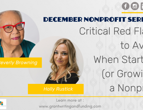 #147: Critical Red Flags to Avoid When Starting or Growing a Nonprofit