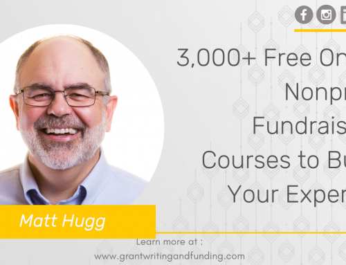 #168: 3,000+ Free Online Nonprofit Fundraising  Courses to Build  Your Expertise