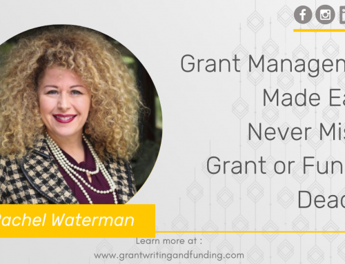 #165: Grant Management Made Easy: Never Miss a Grant or Funding Deadline