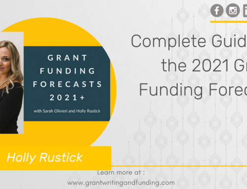 #175: Complete Guide to the 2021 Grant Funding Forecast