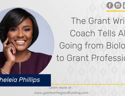 #183: The Grant Writing Coach Tells All on Going from Biologist to Grant Professional