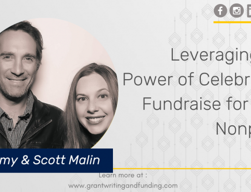 #186: Leveraging the Power of Celebrity to Fundraise for your Nonprofit