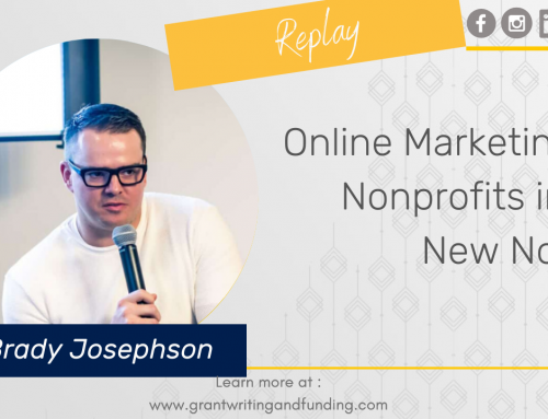 #185: Online Marketing for Nonprofits in the New Normal