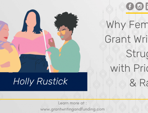Why Female Grant Writers Struggle with Pricing & Rates