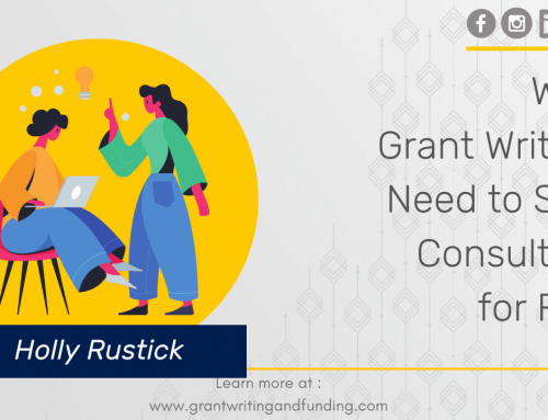Why Grant Writers Need to Stop Consulting for Free