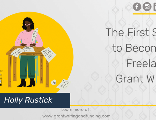 #189: The First Step to Become a Freelance Grant Writer